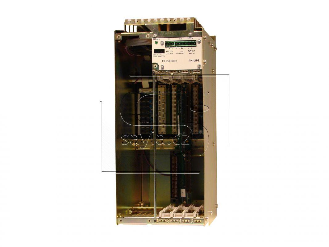 4 slot Rack VME bez zdroje