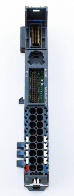 6ES7193-6BP00-0BA0 ET200SP Base-Unit BU15-P16+A0+2B Siemens