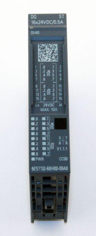 6ES7132-6BH00-0BA0 ET200SP 16 digitálních výstupů Siemens