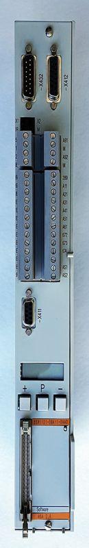6SN1121-0BA11-0AA0 Simodrive 611 vřetenový regulační modul k 1PH Siemens