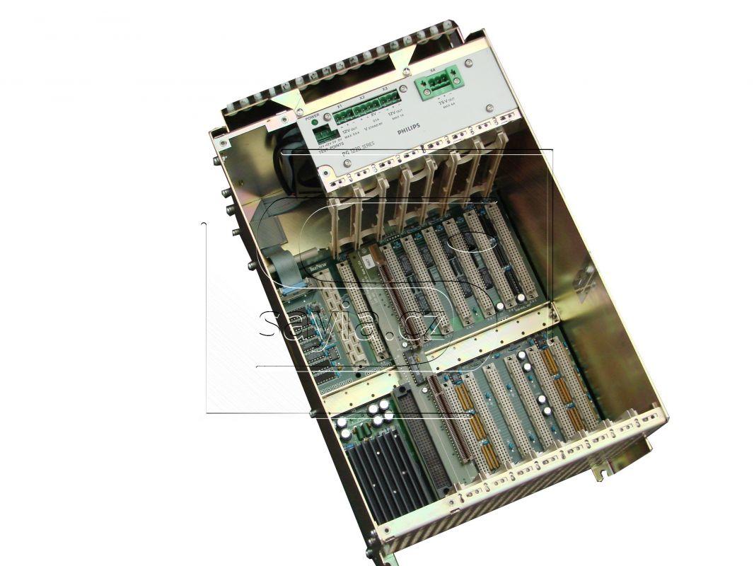8 slot Rack VME/IARbus/zdroj