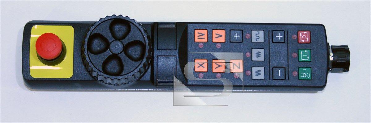 HR 410 elektronické ruční kolo s rastrováním Heidenhain