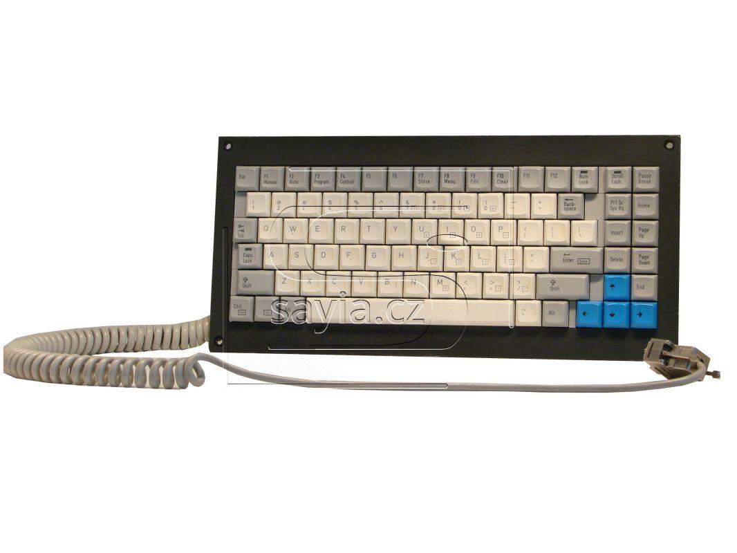 ASCII tastatura MILL +/1290