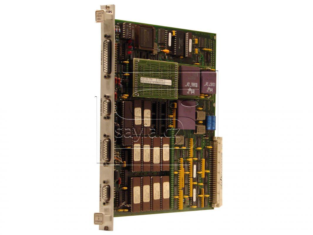 CPU 386/20 II 256kB bez Co.