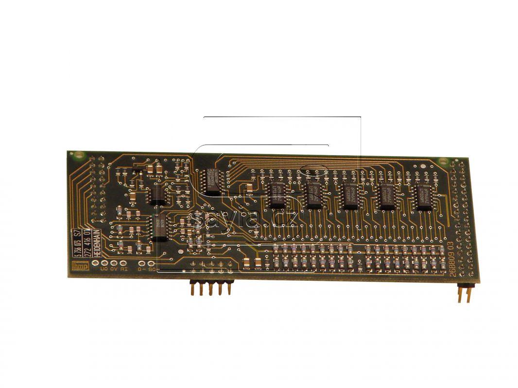 EXE adaptér 11µA / 50x HDH für Dax