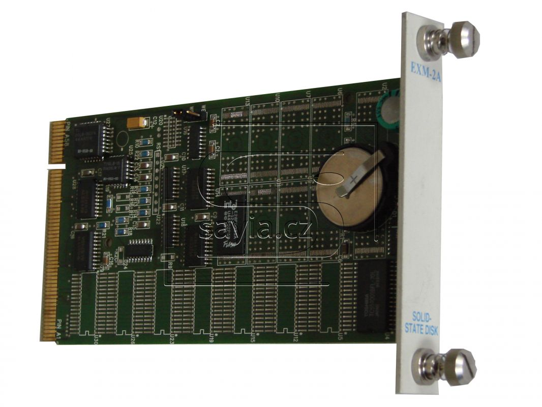 EXM-2A 1MB flash+128KB SRAM