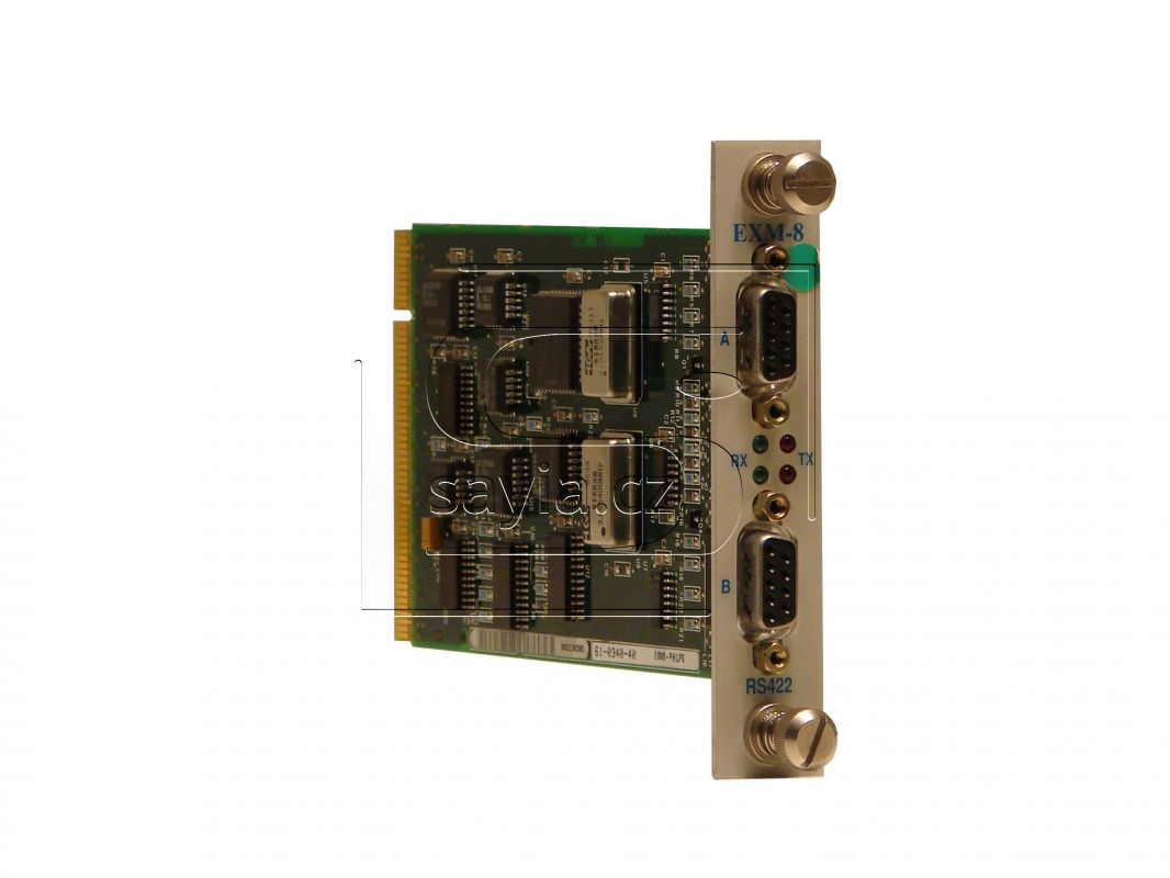 EXM-8A RS 422/RS 485 -100MHZ