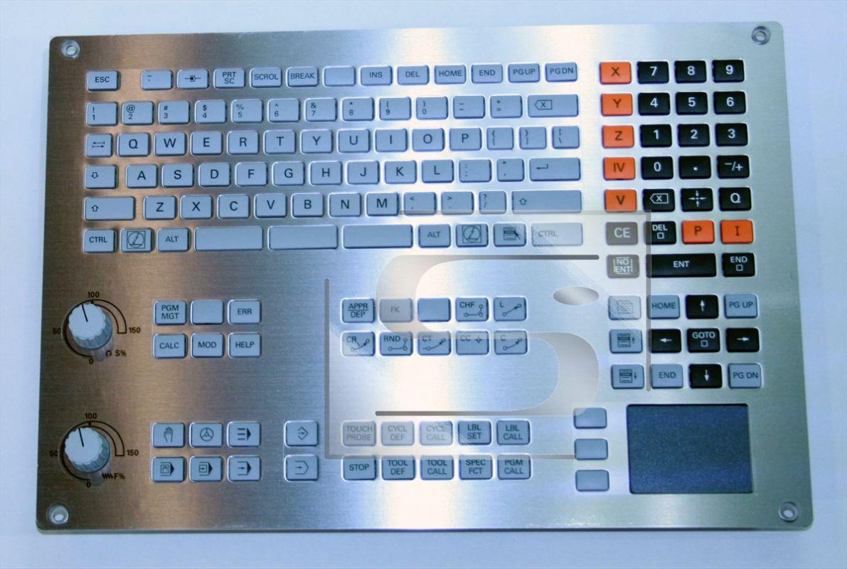 TE 730 klávesnice k BF 750, MC7422, MC7522 Heidenhain