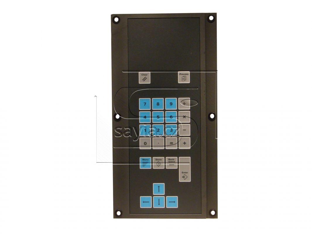 panel Manual Plus svislý