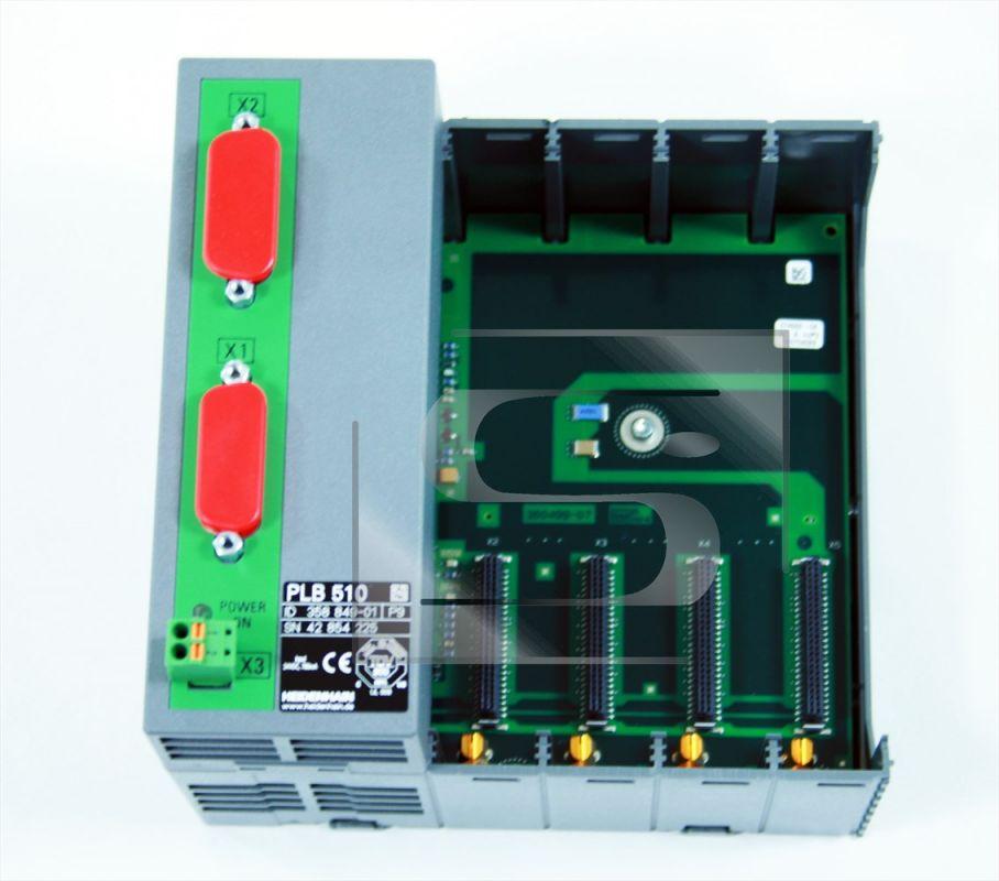 PLB 510 základní modul, pro 4 PLD moduly Heidenhain