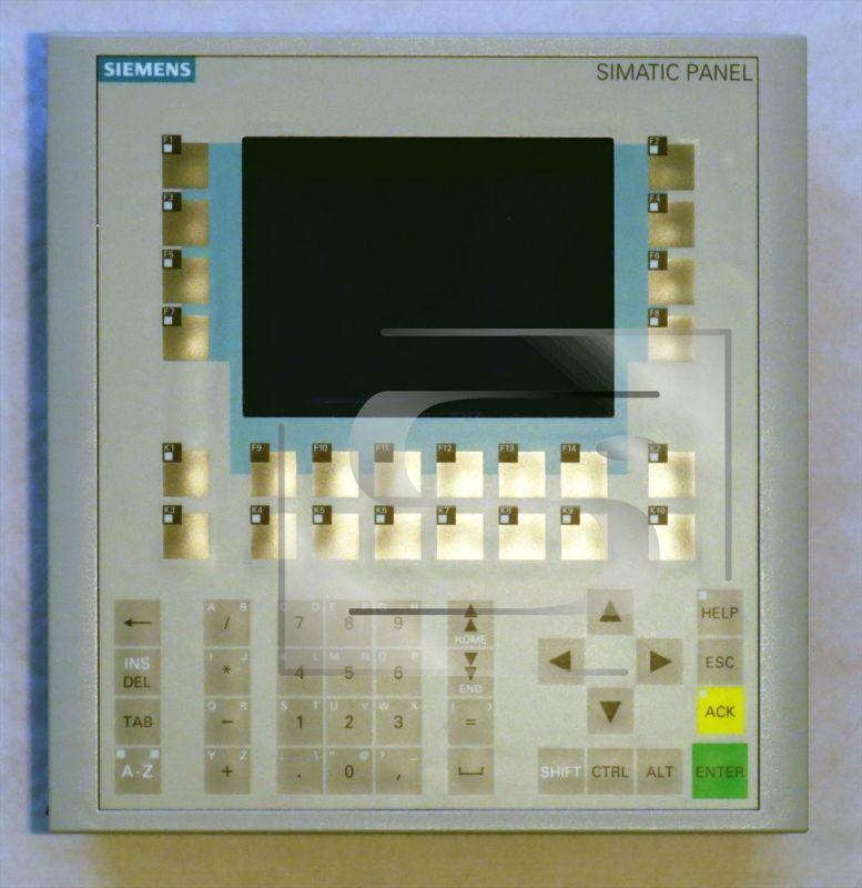 Simatic operační panel OP170B mono MPI / profibus DP Siemens