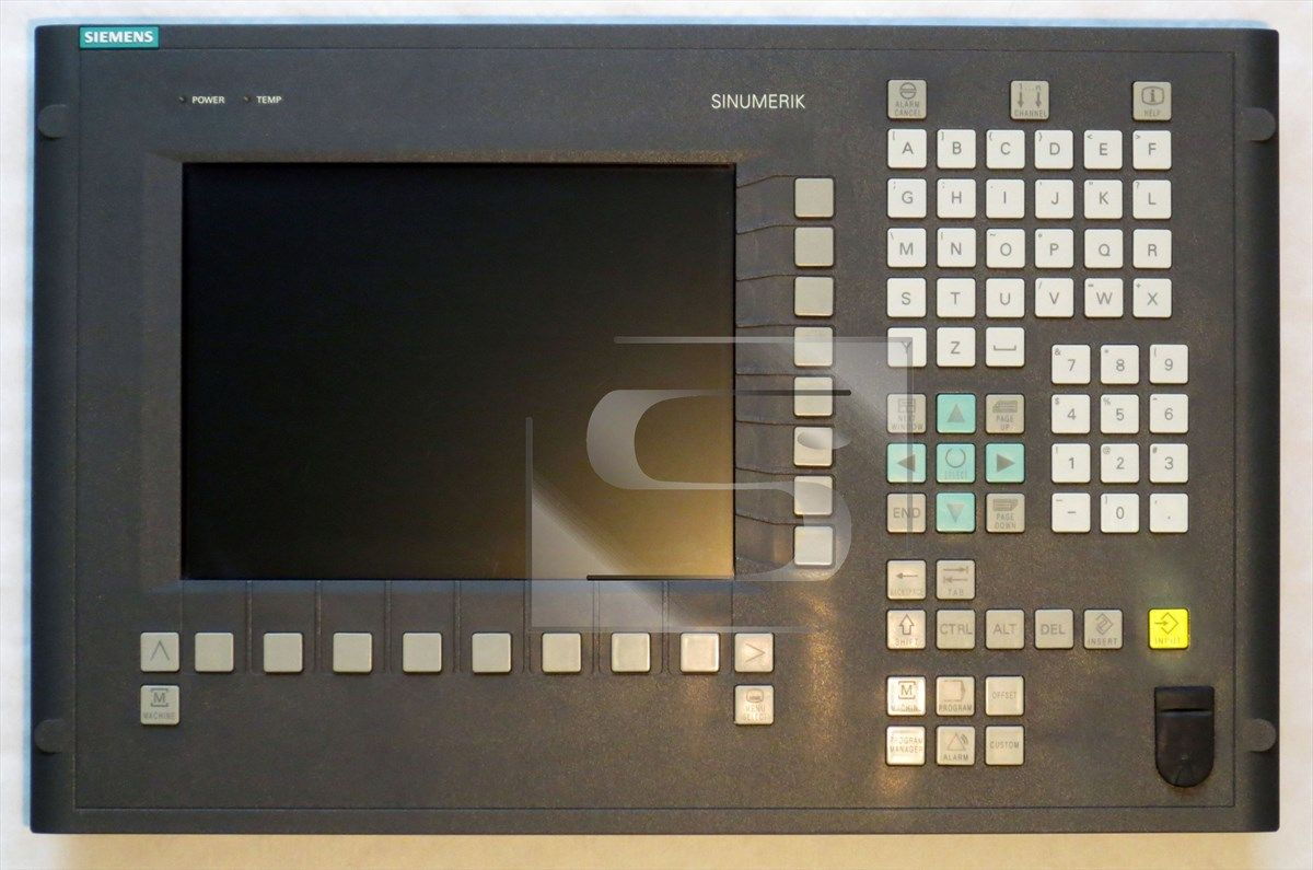 "Sinumerik ovládací panel 10,4"" TFT Siemens"