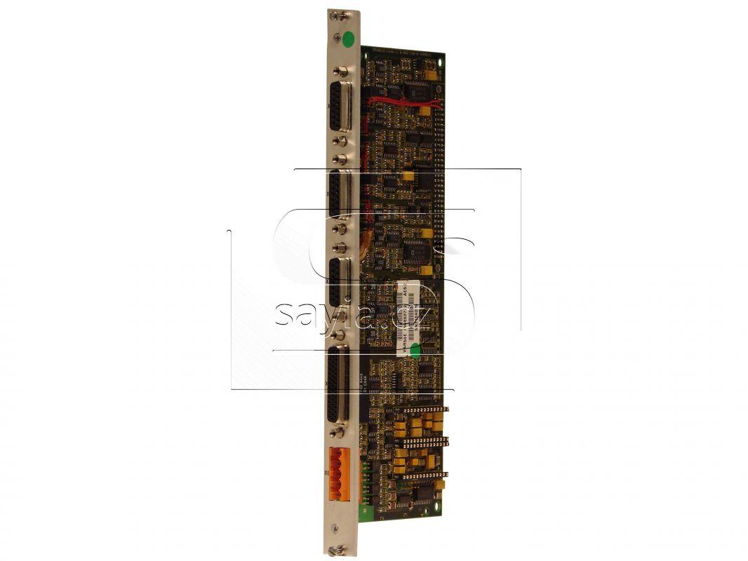 VAR56E AES2 přídavná deska
